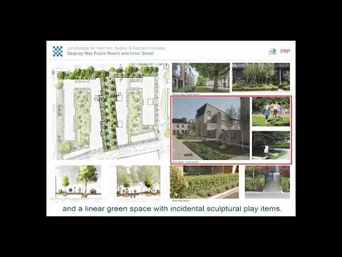 May Consultation - Progress on Landscape design