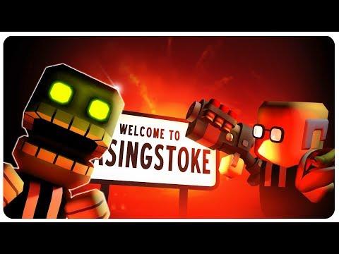 Basingstoke - Shaun of The Dead Survival Game? | Basingstoke Gameplay