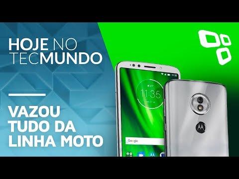 Linha Moto de 2018, mudanças no YouTube, Xiaomi no MWC, novidades no Instagram - Hoje no TecMundo