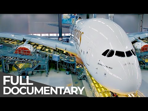 Hightech Plane Makers | Exceptional Engineering | Free Documentary