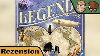 Legends - Brettspiel - Review