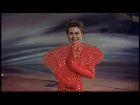 Mitzi Gaynor & Chorus  1956