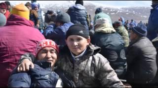 Освящение Священной горы Бай-Тайга...Республика Тыва.