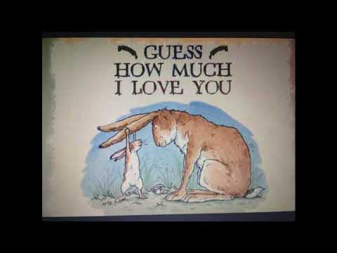 Guess How Much I Love You…(From Bunny To The ONE Xx)