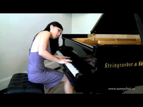 Eminem Not Afraid Piano by Sunny Choi