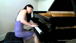Eminem Not Afraid Piano by Sunny Choi