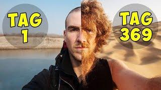 Dieser Typ ist 5 tausend Kilometer zu Fuß gereist und genau das ist mit ihm passiert!