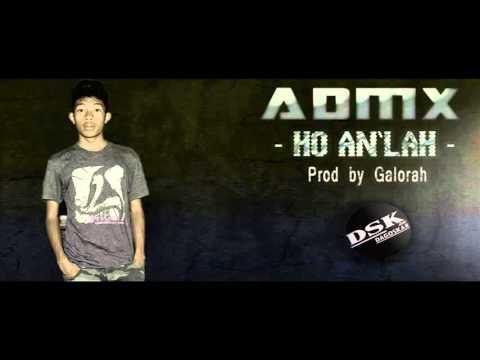 ADMX -  HO AN'LAH [Official AUDIO] Dagoskar Label 2015