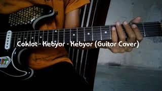 Gambar cover Coklat - Kebyar - Kebyar (Guitar Cover)