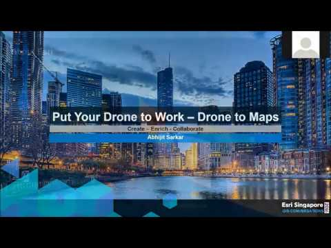 GIS Conversations   Put Your Drone to Work
