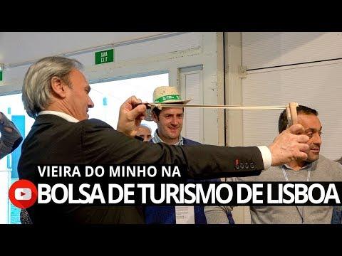 VIEIRA DO MINHO NA BOLSA DE TURISMO DE LISBOA