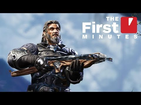 The First 29 Minutes of Divinity Original Sin 2