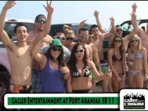 Caller Entertainment Spring Break '11 Coverage: Da...