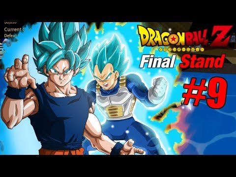 Repeat BROLY CONTRE BEERUS !! Dragon Ball Z Final Stand