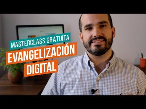 Masterclass Gratuita - 10 claves para una Evangelización Digital con impacto