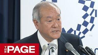 桜田氏後任の鈴木俊一五輪相が就任会見(2019年4月11日)