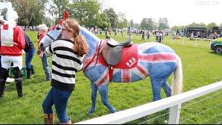 Royal Windsor Horse Show, bienvenue chez la Reine d'Angleterre.