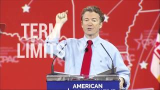 "Rand Paul: ""Telling It Like It Is"""