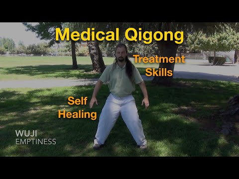 Medical Qigong - Five Branches University | Five Branches