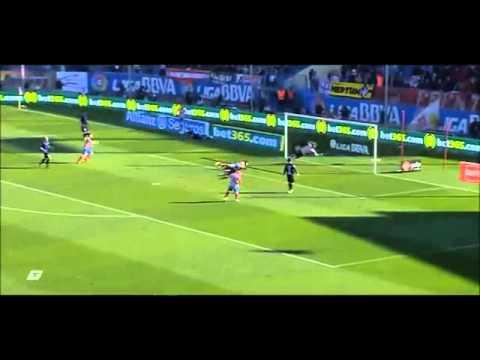 Radamel Falcao - Top 22 Goal In Atletico Madrid