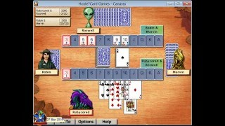 Hoyle Card Games 5 (2001) - Canasta 01 [720p]