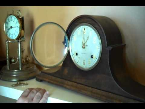ICW Setting Time on Mantle Clock.avi