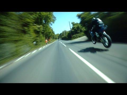Guy Martin on a Superbike mission! Isle of Man TT 2014 - On Bike - HD