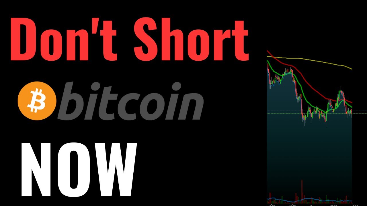 Don't Even THINK of Shorting BITCOIN Until You Watch This