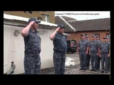 В Чечне побывал начальник Главного управления МВД по Алтайскому краю Олег Торубаров