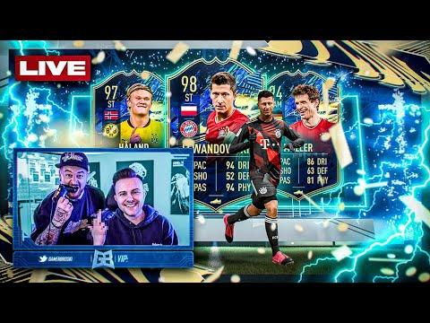 FIFA 21: XXL BUNDESLIGA TOTS Pack Opening 🔥 Dual Stream mit Steini