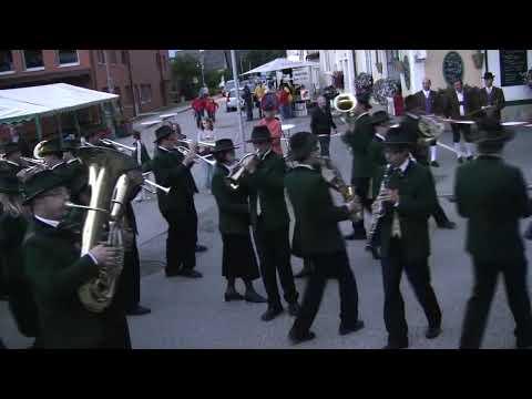 MK Zell am Pettenfirst - Marschwertung 24.06.2011
