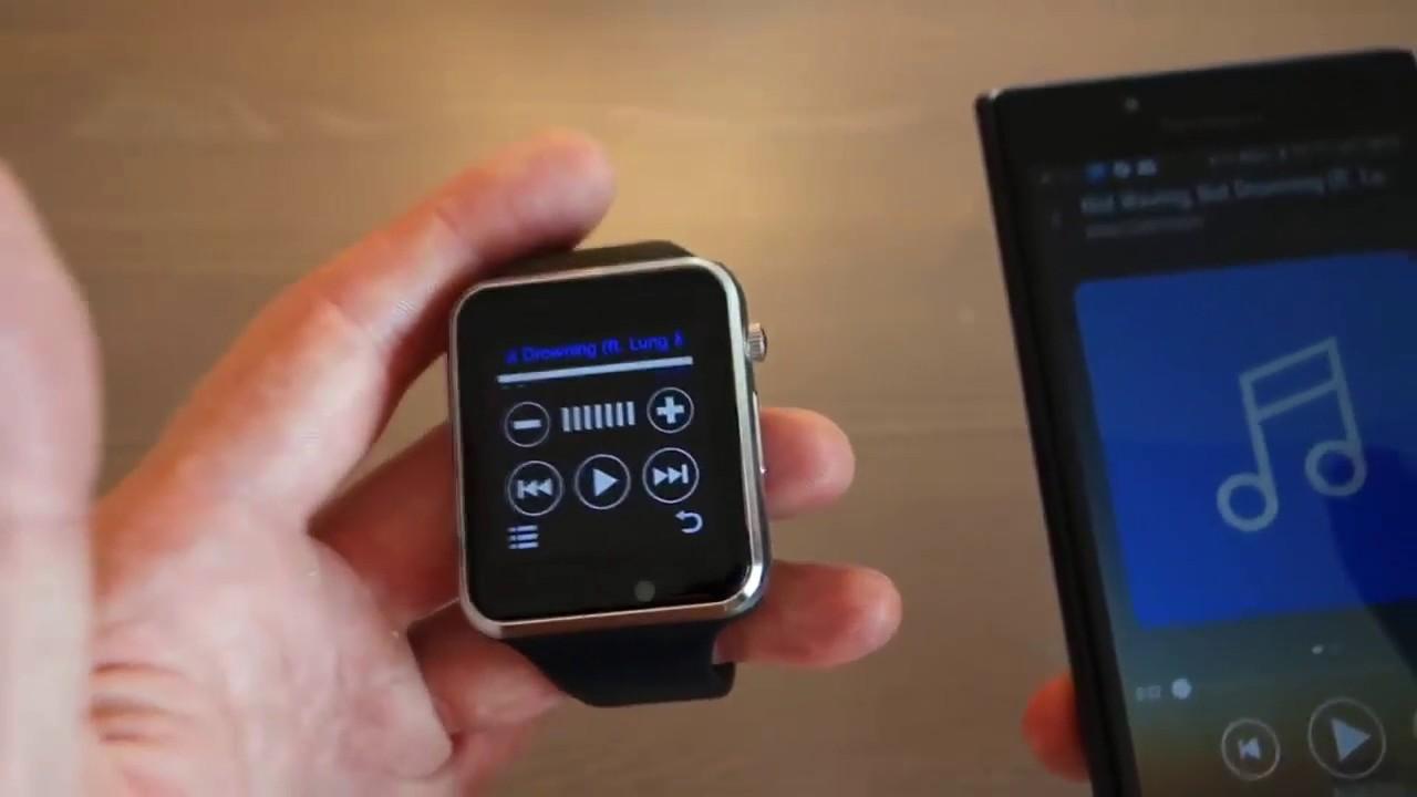 Smart watch w8 - обзор модели