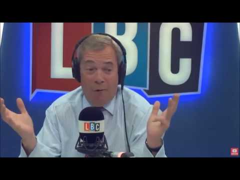Nigel Farage not standing in general election FULL SHOW