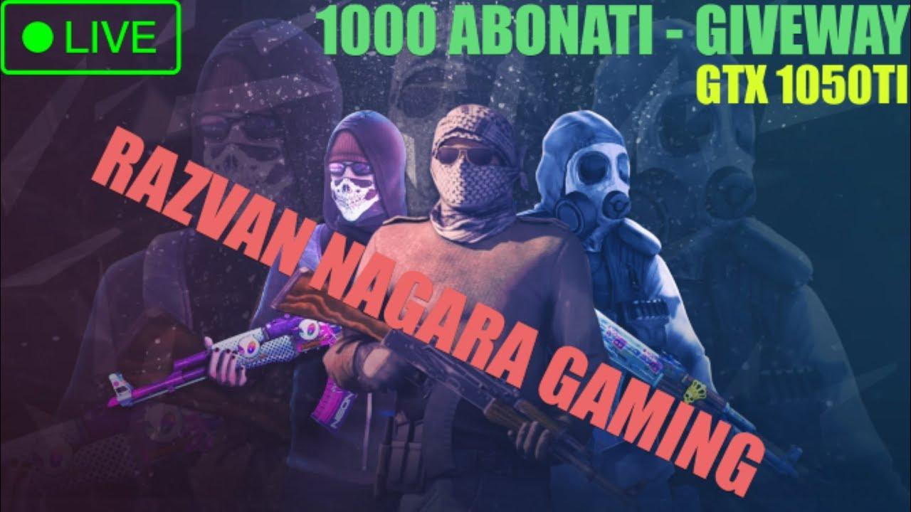 ASTAZI JUCAM WORLD OF WARCRAFT !!!  :) GIVE AWAY LA 1000 Abonati !!