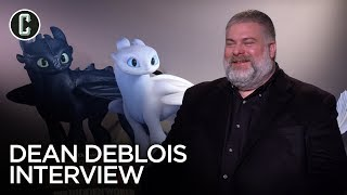 How To Train Your Dragon 3: Dean DeBlois Interview