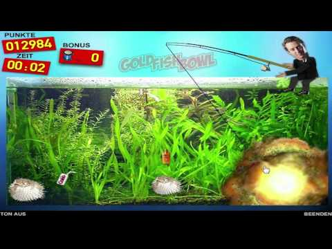 Gold Fish Bowl ]Royalgames[GamingDollSkillGames - [HD]