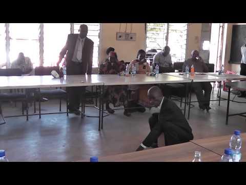 TA Mwadzama Speaking