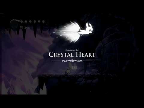 HOLLOW KNIGHT - How To Find Crystal Heart