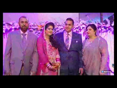 Usman Khalid & Amna Usman Wedding Video