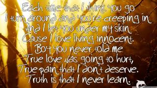 Ghost - Ella Henderson (Lyrics)