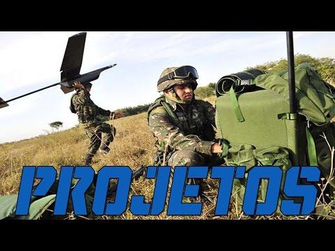 Projetos Estratégicos das Forças Armadas