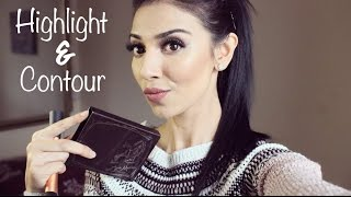 TUTORIAL | Highlight & Contour