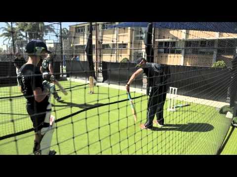 Michael Clarke Cricket Academy - Coaching