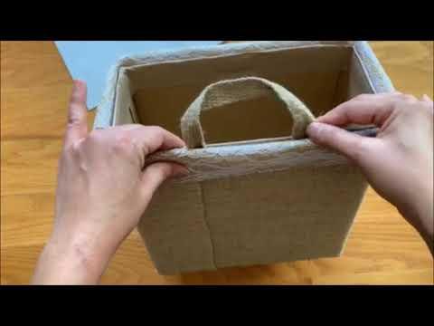 How to make a Bread Box - DIY