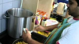 Уроки ведической кулинарии ч. 8-01 - Праздничное меню