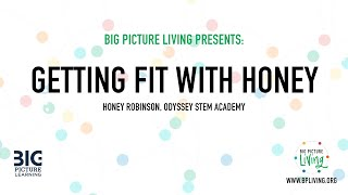 Getting Fit with Honey | Odyssey STEM Academy, Lakewood