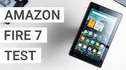 Amazon Fire 7 2019 Test: Ist es brauchbar oder zu billig?