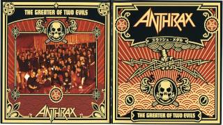 Anthrax - The Greater Of Two Evils (Full Album) [2004]
