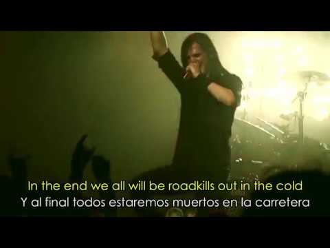 Avatar - Roadkill (Lyrics y sub. Español)