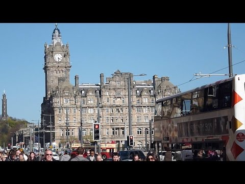 Edinburgh to Inverness By Train 2015
